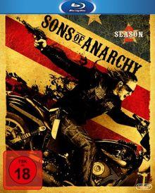 Sons of Anarchy - Season 2 [Blu-ray]