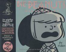 Die Peanuts Werkausgabe 5. Werkausgabe 1959 - 1960.: BD 5