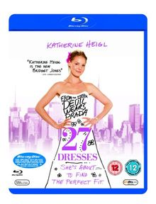 27 Dresses [Blu-ray] [UK Import]