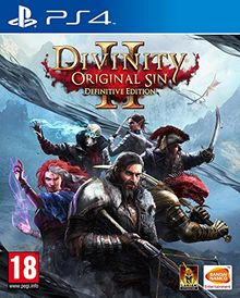 Divinity: Original 2 Def. PS4