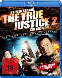 The True Justice Collection 2 - Complete Collection [Blu-ray]