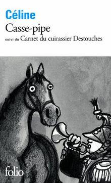 Casse-pipe (Collection Folio)