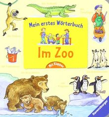 Mein erstes Wörterbuch: Im Zoo