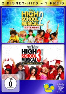 High School Musical 2 / High School Musical 3: Senior Year! [2 DVDs]