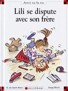 Lili SE Dispute Avec Son Frere (4)