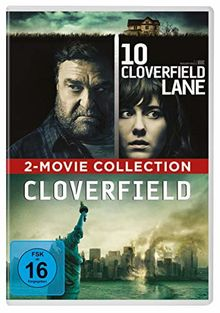 Cloverfield & 10 Cloverfield Lane [2 DVDs]