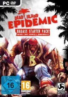 Dead Island Epidemic: Badass Starter Pack