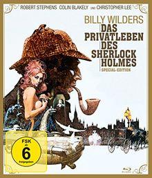 Das Privatleben des Sherlock Holmes [Blu-ray] [Special Edition]