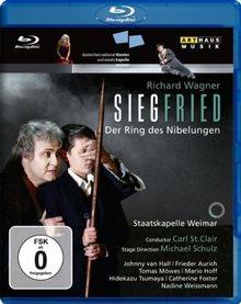 Richard Wagner - Siegfried [Blu-ray]