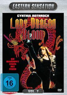 Cynthia Rothrock - Lady Dragon Blood - Eastern Sensation Vol. 7