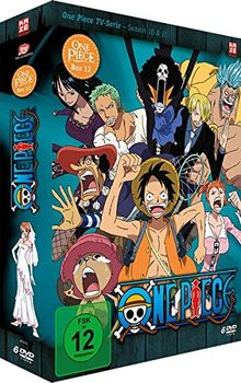 One Piece - Box 12: Season 11 & 12 (Episoden 359-390) [6 DVDs]