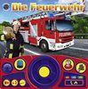 Lenkradbuch - Fahr-Spaß, Die Feuerwehr