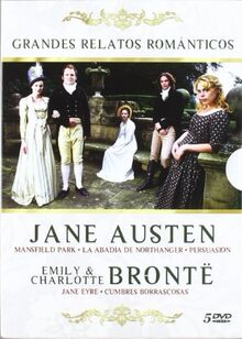Mansfield Park, Northanger Abbey, Persuasion, Jane Eyre, Wuthering Heights (PACK GRANDES RELATOS ROMANTICOS, Spanien Import, sie