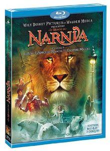 Le monde de Narnia - Chapitre 1 : Le lion, la sorcière blanche et l'armoire magique [Blu-ray] [FR IMPORT]