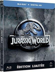Jurassic world [Blu-ray] [FR Import]