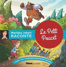 Marlène Jobert raconte : Le Petit Poucet (1CD audio)