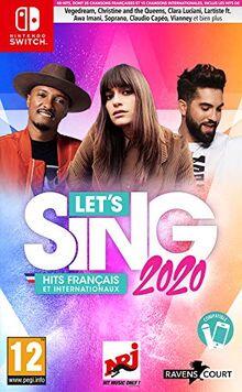 Let's Sing 2020 Hits Francais ET INTERNATIONAUX – Switch