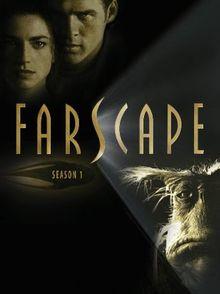 Farscape - Season 1 (8 DVDs)