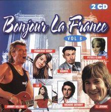 Bonjour la France Vol.3