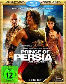 Prince of Persia: Der Sand der Zeit (plus DVD + Digital Copy) [Blu-ray]