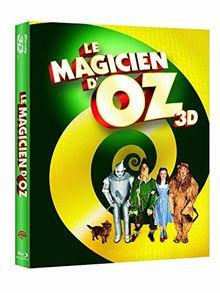 LE MAGICIEN D'OZ 3D : EDITION 75ème ANNIVERSAIRE BLURAY 3D + 2D [Blu-ray 3D]