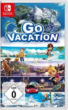 Go Vacation - [Nintendo Switch]