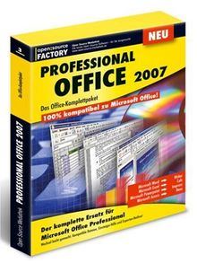 Professional Office 2007