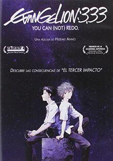 Evangelion 3.33: You Can Not Redo (Import) (Dvd) (2013) Dibujos Animados; Hideak