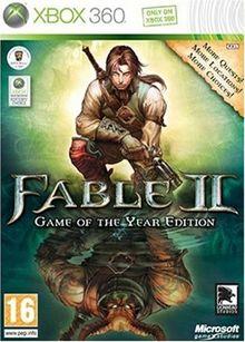 Third Party - Fable 2 Edition Jeu de l'année Occasion XBOX 360 - 0882224940627