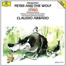 Peter und der Wolf u.a.