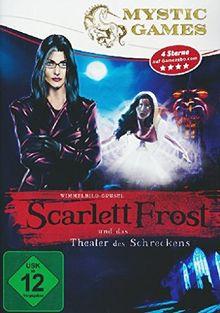 Mystic Games - Scarlett Frost und das Theater des Schreckens