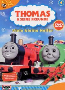 Thomas und seine Freunde (Folge 04) - Viele kleine Helfer