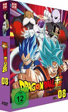 Dragonball Super - Vol. 8 - [DVD]
