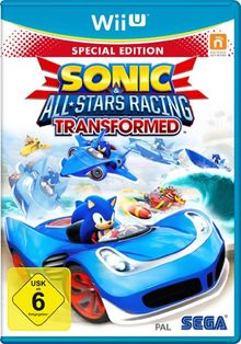 Sonic All-Stars Racing Transformed - Special Edition