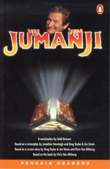 Jumanji. Level 2. (Lernmaterialien) (Penguin Readers: Level 2 Series)