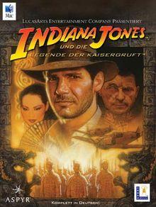 Indiana Jones, Legende der Kaisergruft