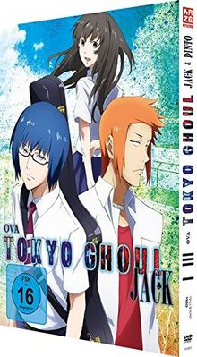 Tokyo Ghoul - OVAs Jack/Pinto