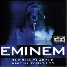 The Slim Shady LP (Limited Edtion Double CD)