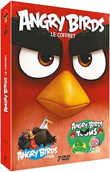 Coffret angry birds