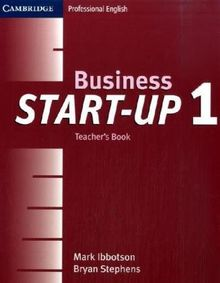 Business Start-up, Level.A1 : Teacher's Book