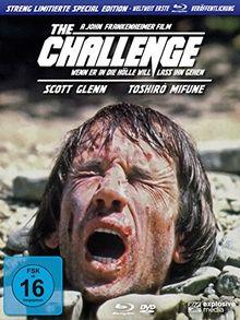 Wenn er in die Hölle will, lass ihn gehen (The Challenge) (uncut) - Limited Digipack Edition [DVD & Blu-ray]