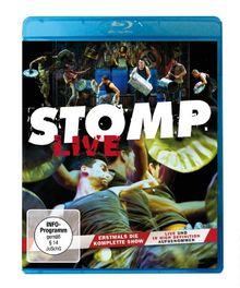 Stomp - live: Die komplette Show [Blu-ray]