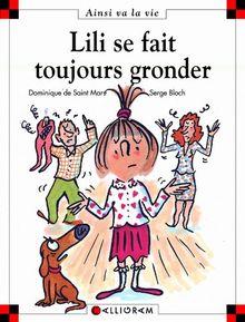 Lili SE Fait Toujours Gronder (48) (Ainsi Va la Vie)
