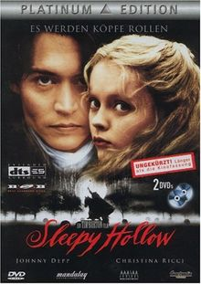 Sleepy Hollow - Platinum Edition (2 DVDs) [Special Edition] [Special Edition]