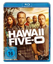 Hawaii Five-0 (2010) - Season 8 [Blu-ray]