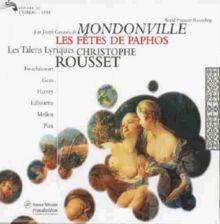 Mondonville: Les Fêtes de Paphos