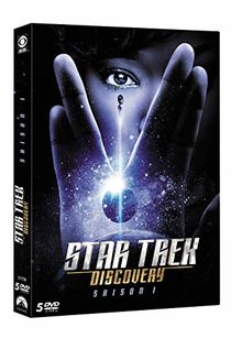 Coffret star trek discovery, saison 1 [FR Import]