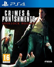 Sherlock Holmes: Crimes & Punishments (PS4) (PEGI)