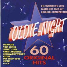 Oldie Night 1