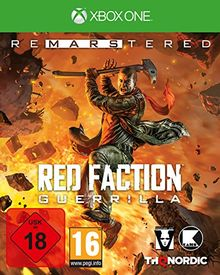 Red Faction Guerrilla Re-Mars-tered [Xbox One]